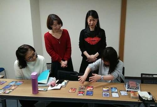 OSHO禅タロットリーディング会